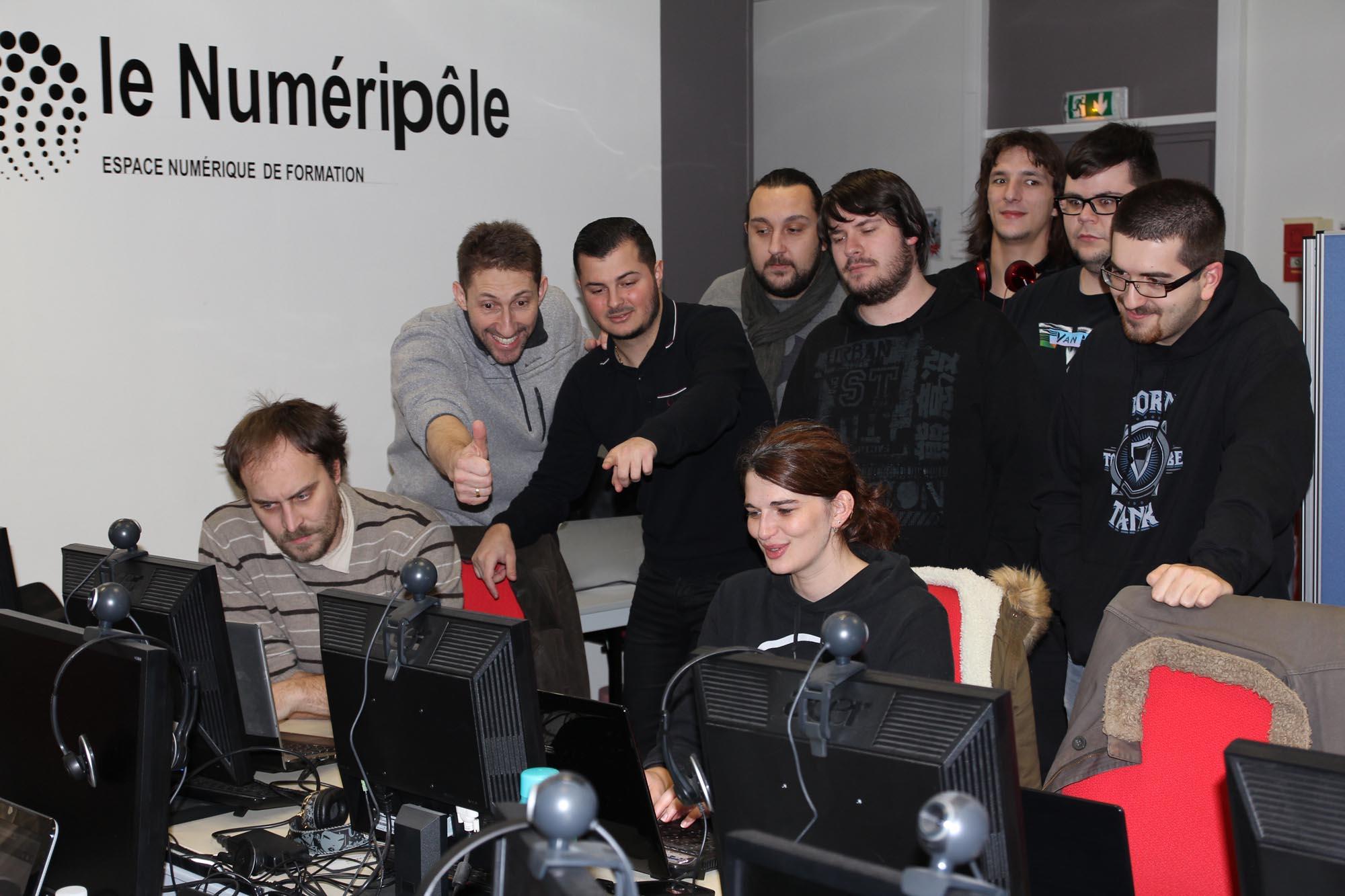 Numéripôle - groupe 01