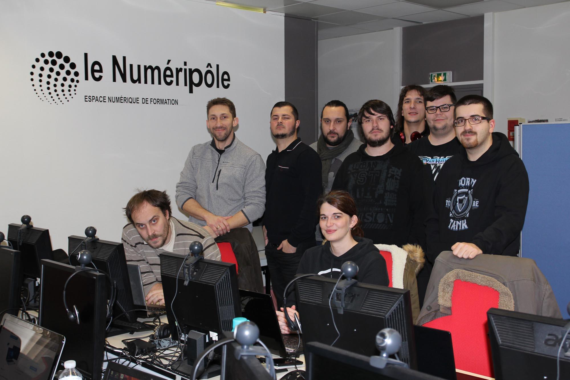 Numéripôle - groupe 02