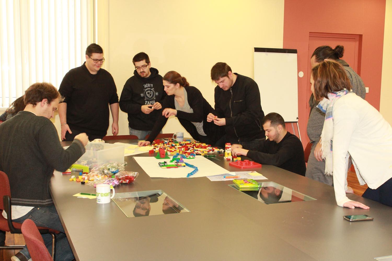 "Atelier ""Ma ville en lego"", méthode agile SCRUM - 4"