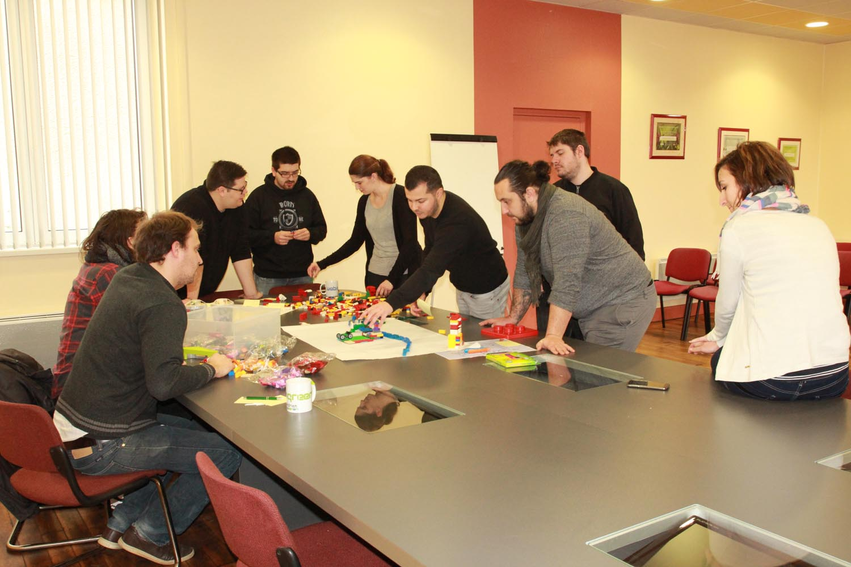 "Atelier ""Ma ville en lego"", méthode agile SCRUM - 8"