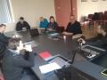 Réunion avec les membres de l'association des Bielles Meusiennes